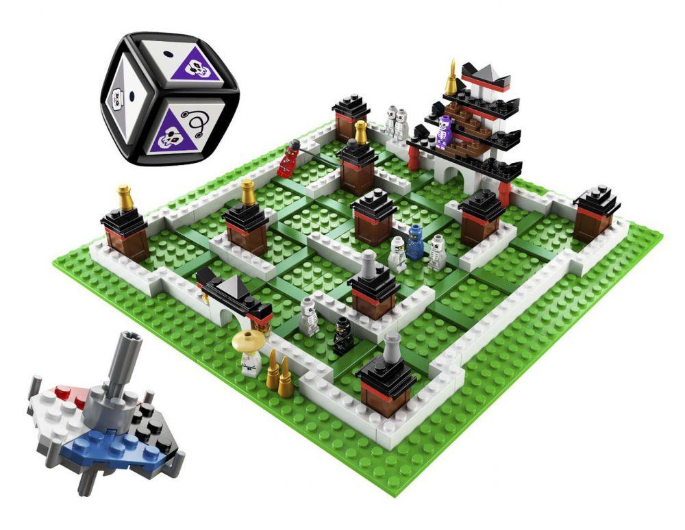 lego jeux de soci t 3856 pas cher ninjago. Black Bedroom Furniture Sets. Home Design Ideas
