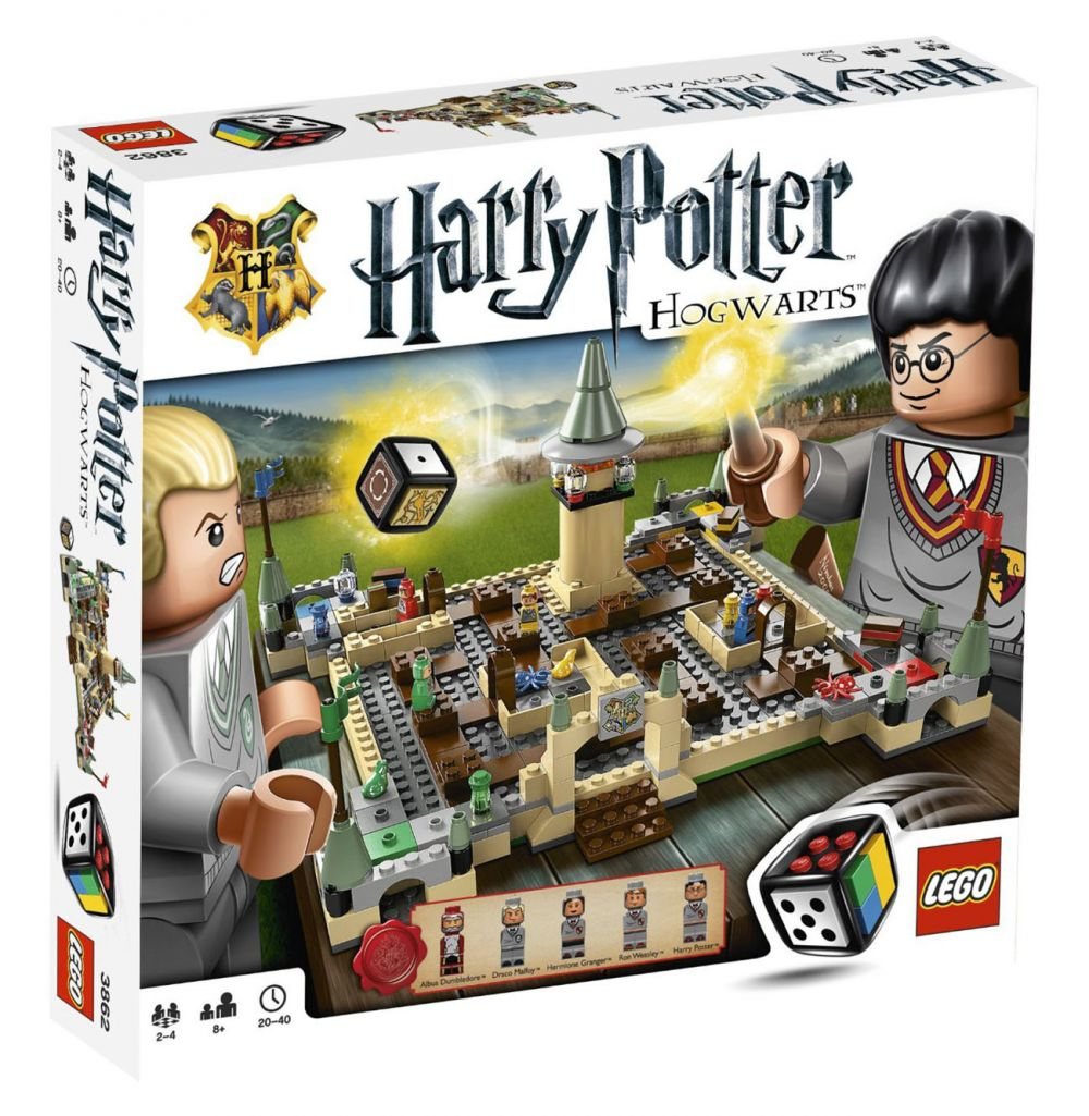 lego jeux de soci t 3862 pas cher harry potter poudlard. Black Bedroom Furniture Sets. Home Design Ideas