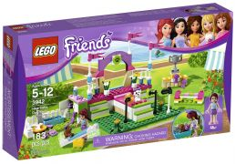 LEGO Friends 3942 Le concours canin