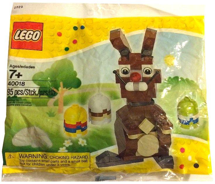 Lego CherLapin Saisonnier De Pâquespolybag Pas 40018 sChtdrQ