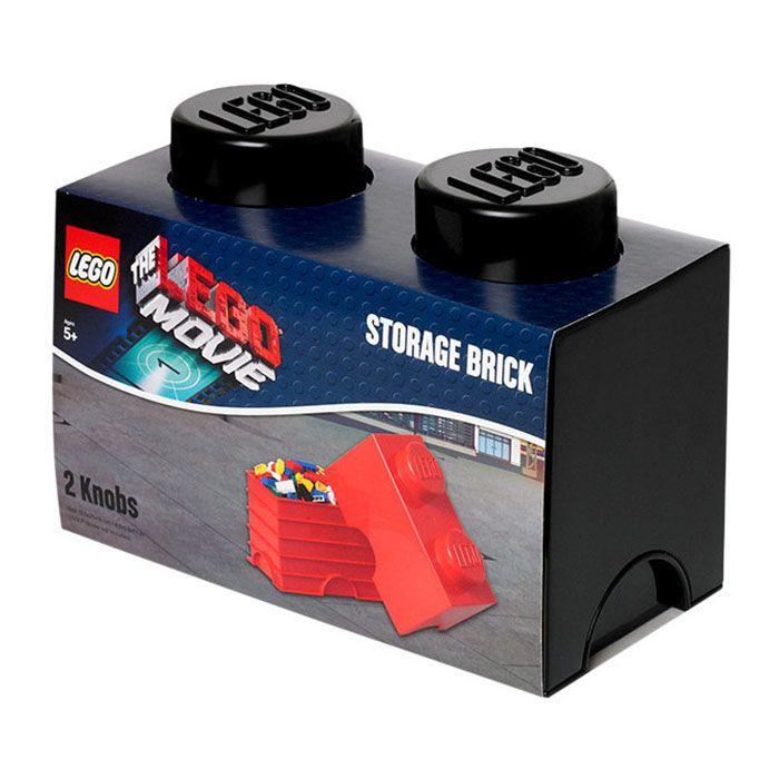 lego rangement 40021750 pas cher brique de rangement. Black Bedroom Furniture Sets. Home Design Ideas