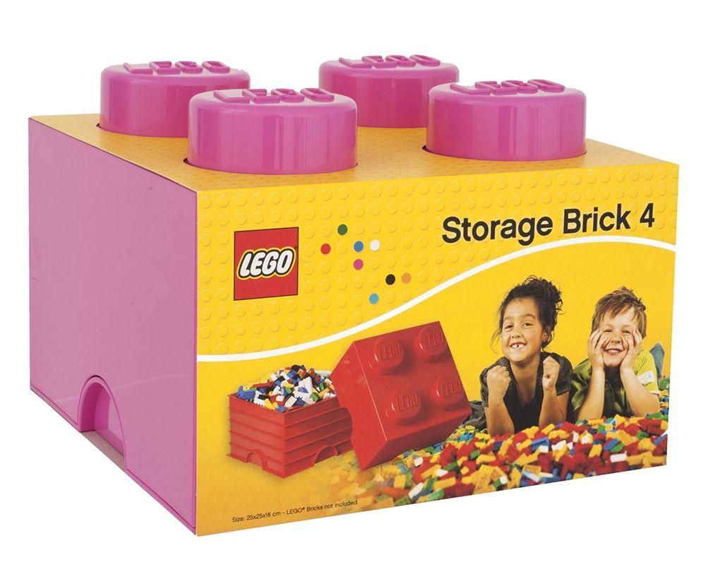 lego rangement 40031739 pas cher brique de rangement. Black Bedroom Furniture Sets. Home Design Ideas