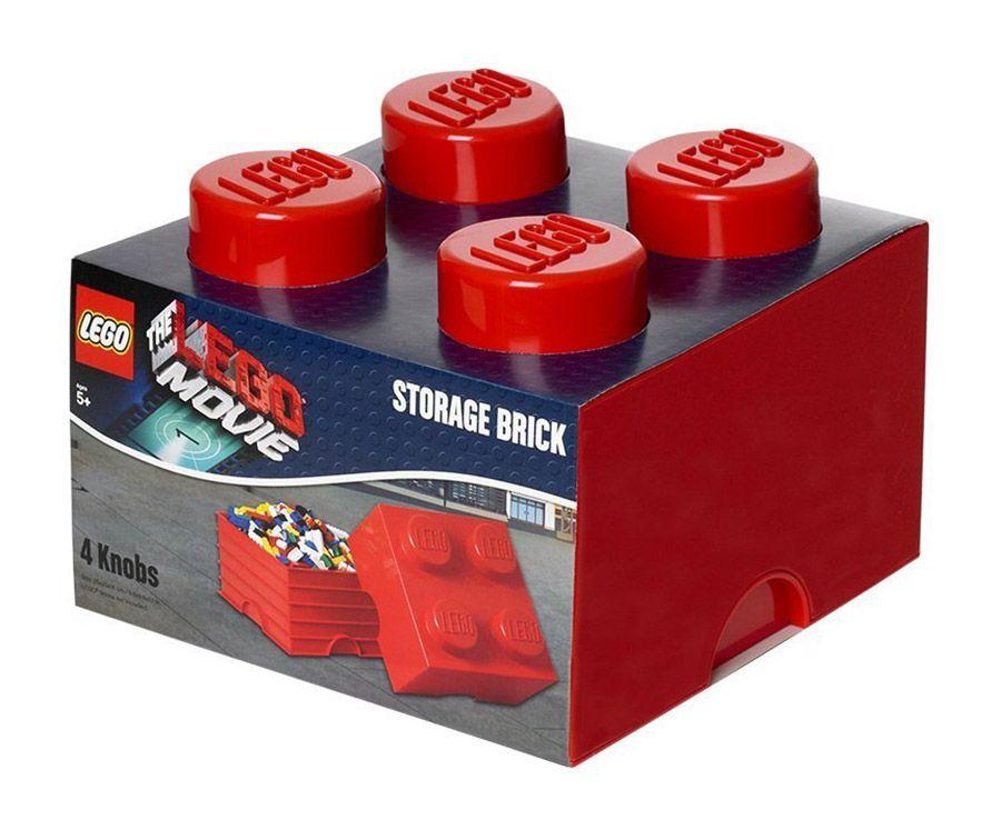 Lego rangement 40031751 pas cher brique de rangement - Boite de rangement lego pas cher ...