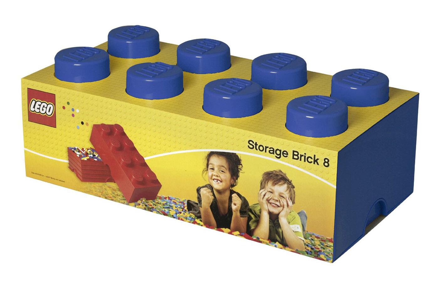 Lego rangement 40041731 pas cher brique de rangement - Brique de rangement lego ...