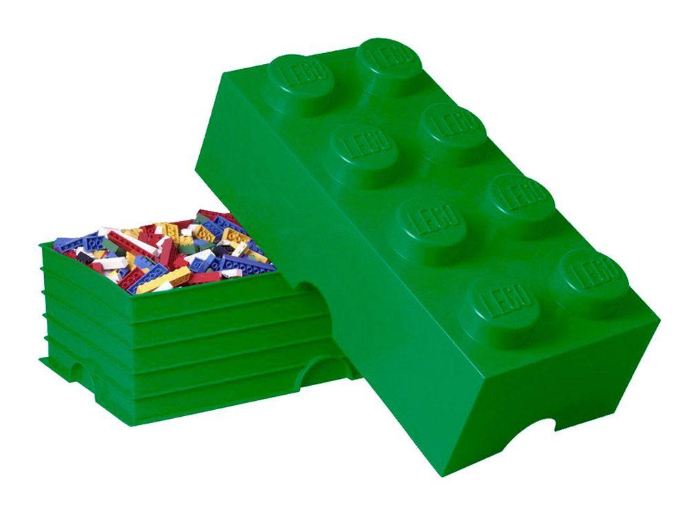 Lego rangement 40041734 pas cher brique de rangement - Brique de rangement lego ...