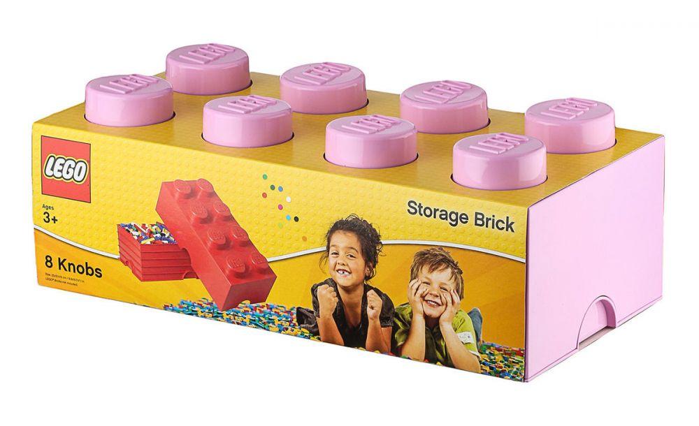 Lego rangement 40041738 pas cher brique de rangement - Brique de rangement lego grand modele ...