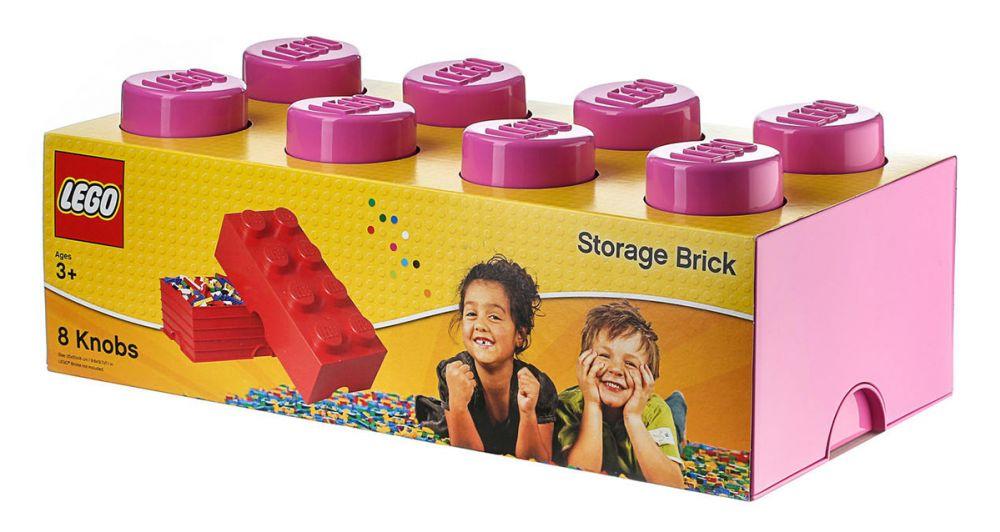 Lego rangement 40041739 pas cher brique de rangement - Brique de rangement lego grand modele ...