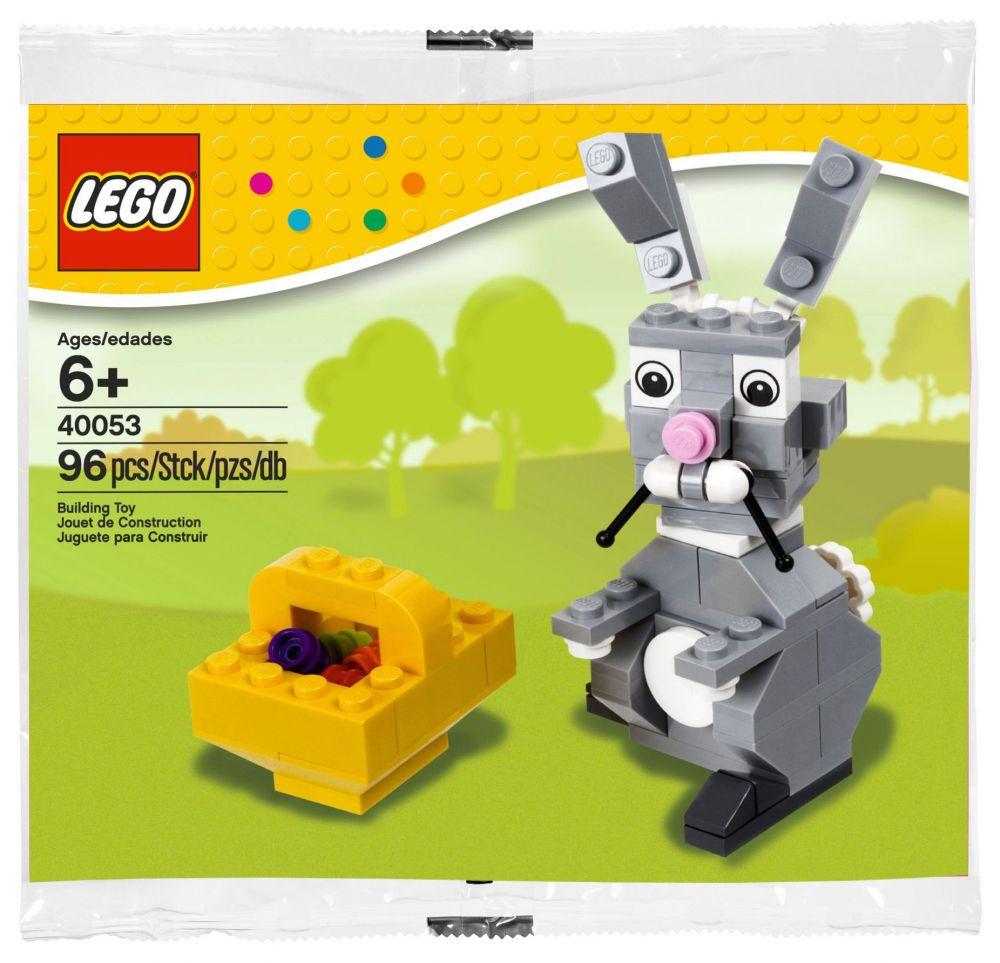 Panier Lapin Lego Pas CherLe Saisonnier Et Pâques 40053 De Son jSUpMqzVGL