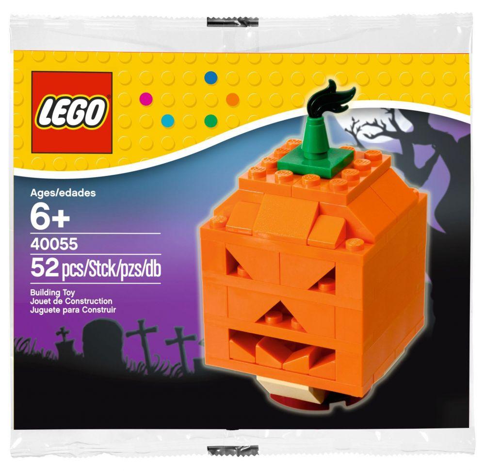 Lego saisonnier 40055 pas cher la citrouille d 39 halloween - Prix d une citrouille ...