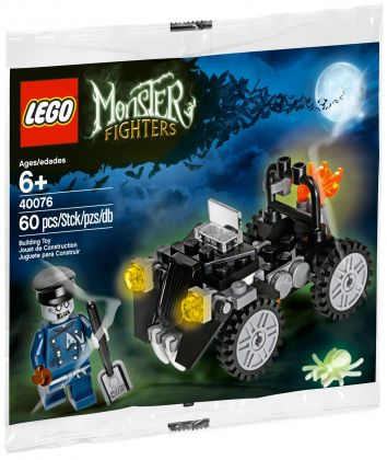 LEGO Monster Fighters 40076 Zombie Car (Polybag)