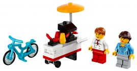 LEGO Creator 40078 Chariot à hot-dogs (Polybag)