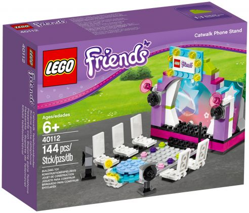 LEGO Friends 40112 Le podium Friends