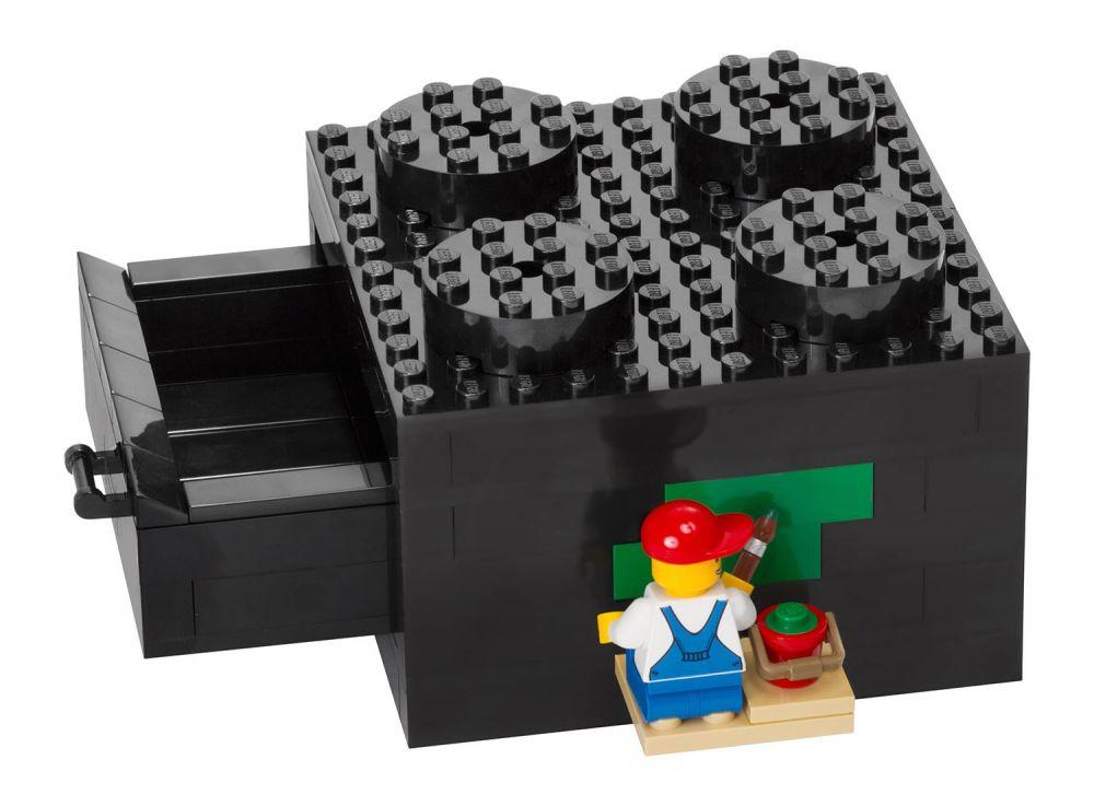 lego saisonnier 40118 pas cher bo te en briques construire 2x2. Black Bedroom Furniture Sets. Home Design Ideas