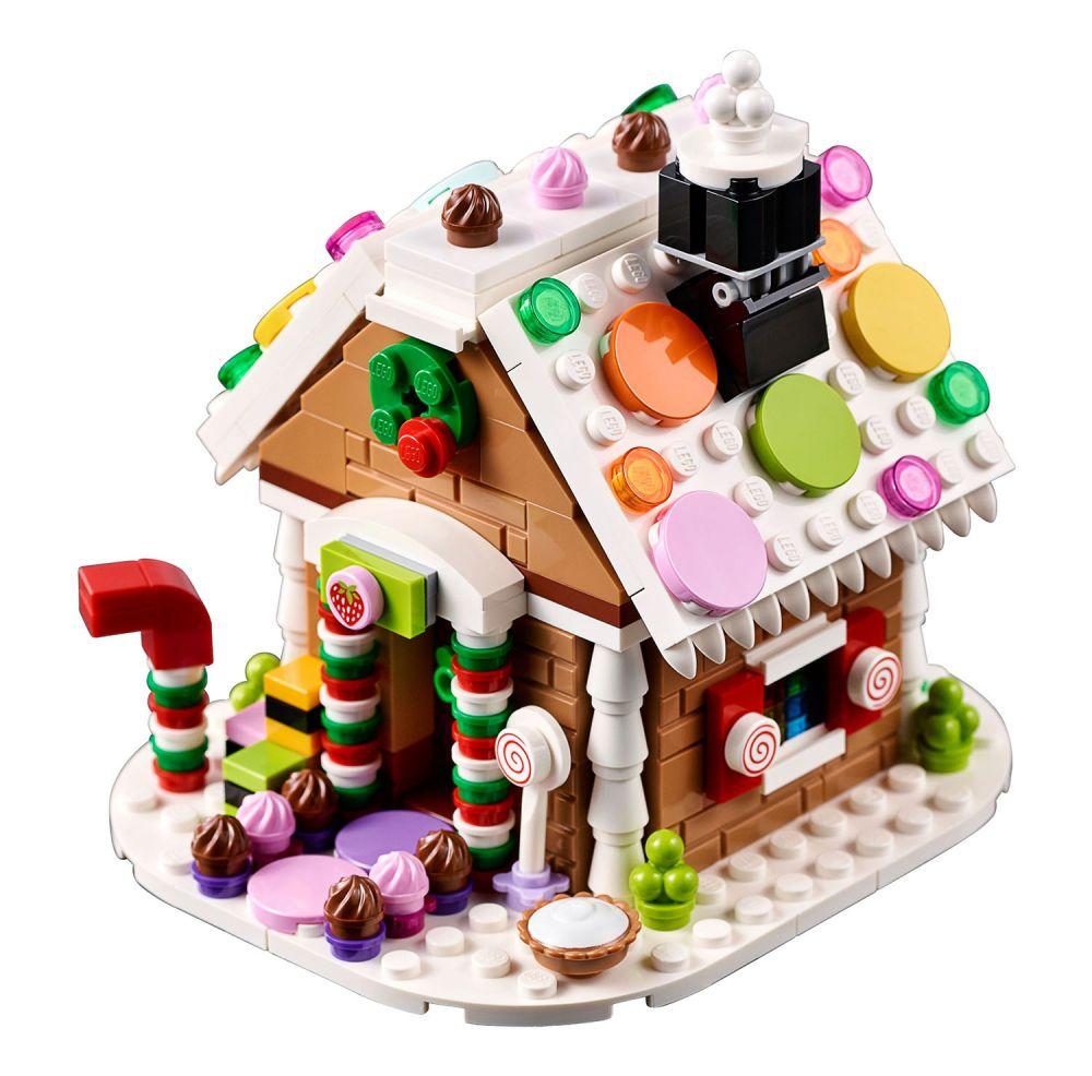 LEGO Saisonnier 40139 pas cher, La maison en pain d'épice
