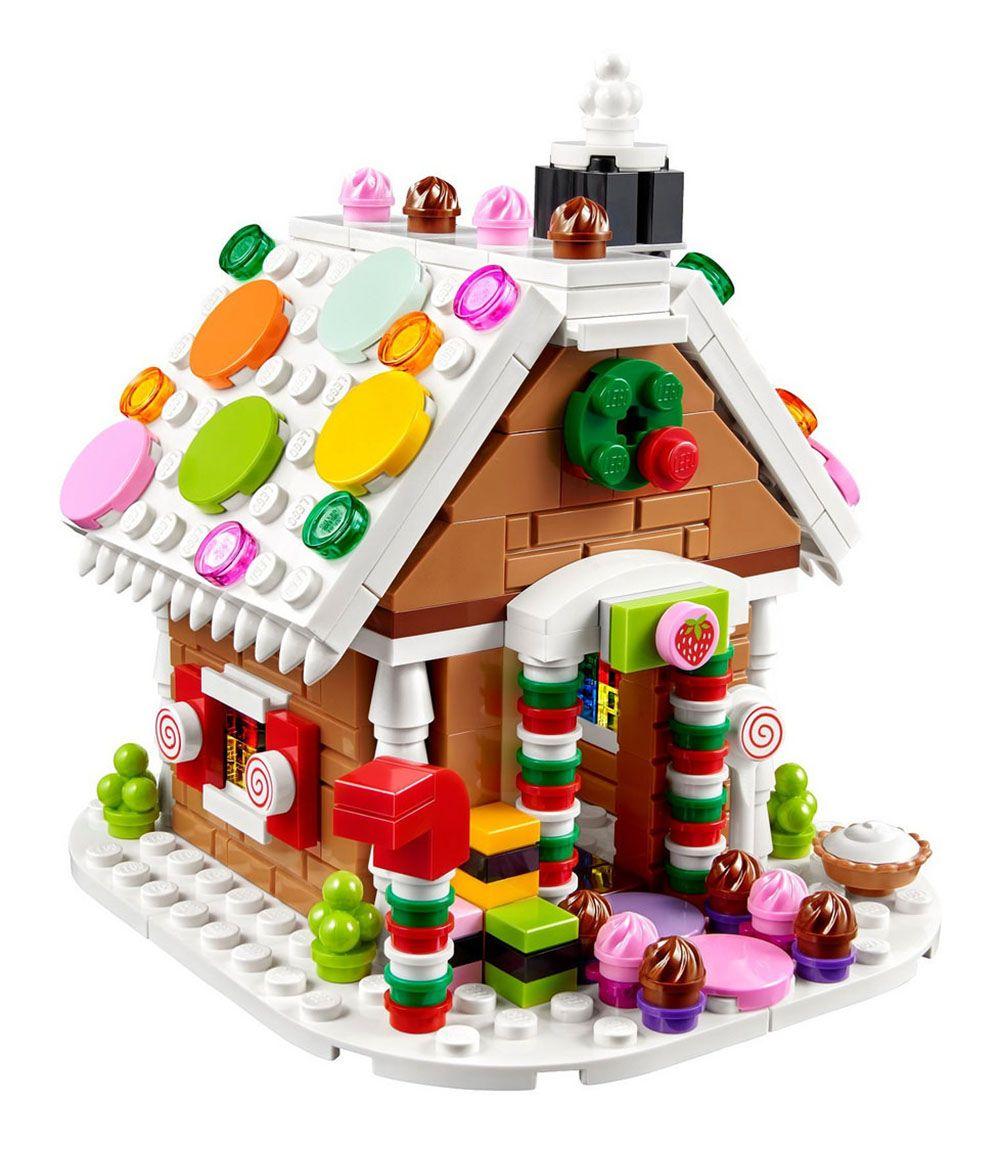 lego saisonnier 40139 pas cher la maison en pain d 39 pice. Black Bedroom Furniture Sets. Home Design Ideas