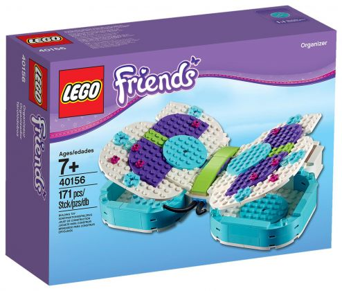 LEGO Friends 40156 Organiseur papillon