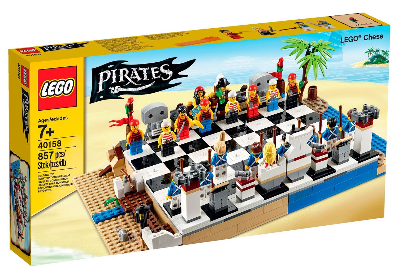 lego pirates 40158 pas cher jeu d 39 checs. Black Bedroom Furniture Sets. Home Design Ideas