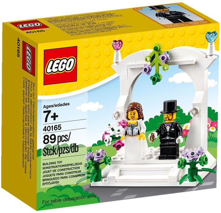 Lego Saisonnier 40165 Petit Cadeau De Mariage