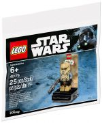 LEGO Star Wars 40176 - Scarif Stormtrooper pas cher