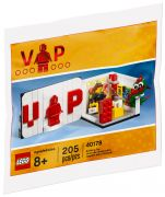 LEGO Objets divers 40178 Exclusive VIP Set