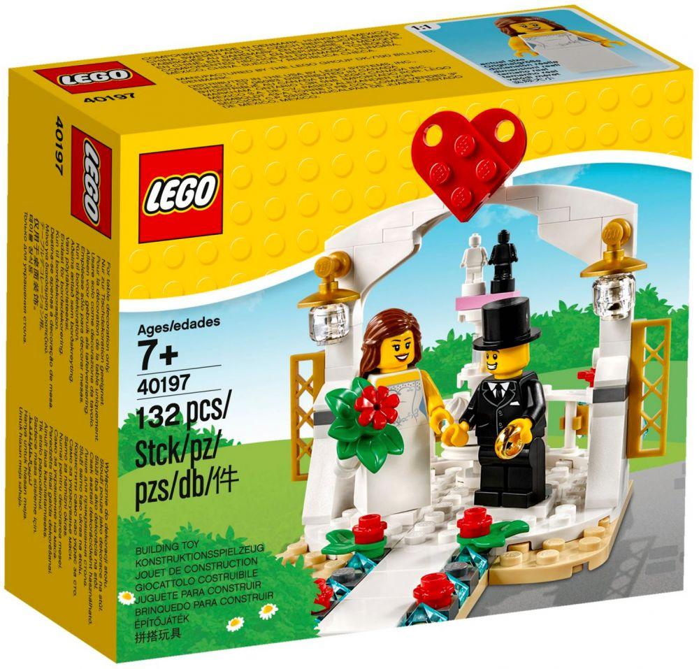 Lego Saisonnier 40197 Pas Cher Petit Cadeau De Mariage 2018