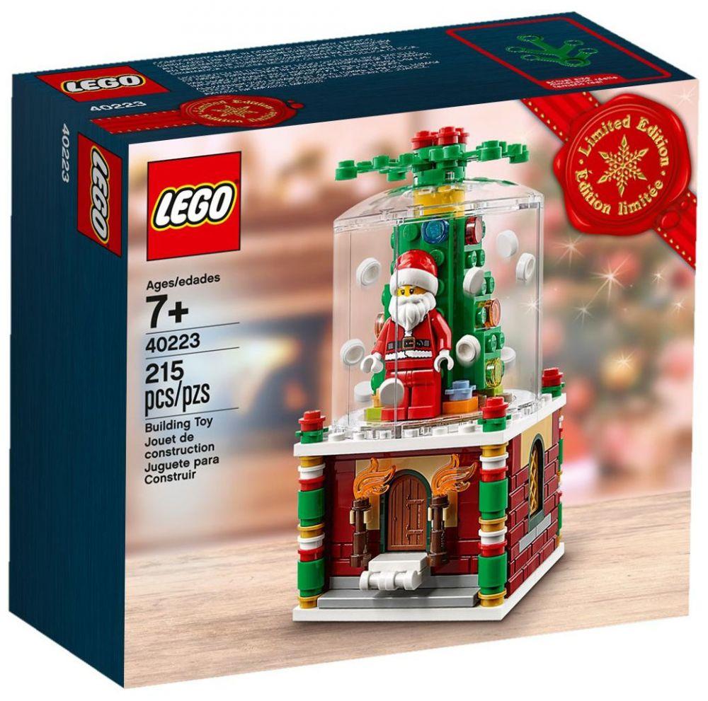 Lego Saisonnier 40223 Pas Cher Boule A Neige Lego