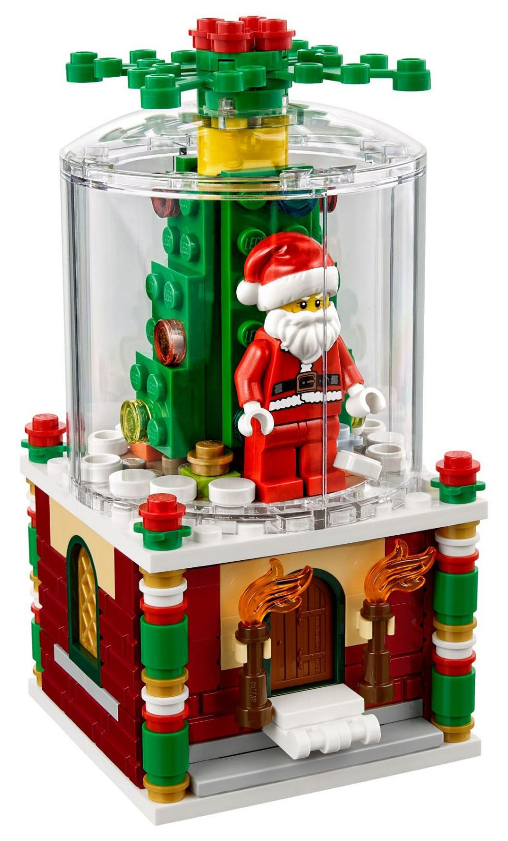 boule de noel lego. Black Bedroom Furniture Sets. Home Design Ideas