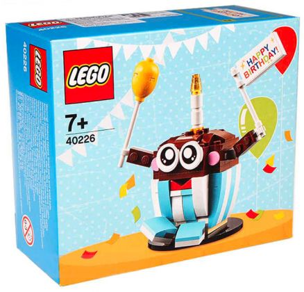 LEGO Saisonnier 40226 Birthday Buddy