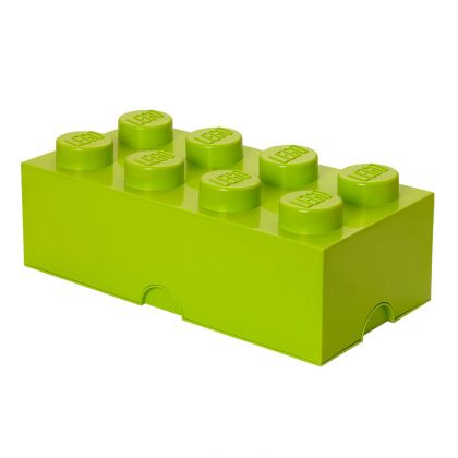 LEGO Rangement 40231220 Lunch box Vert Lime - Large