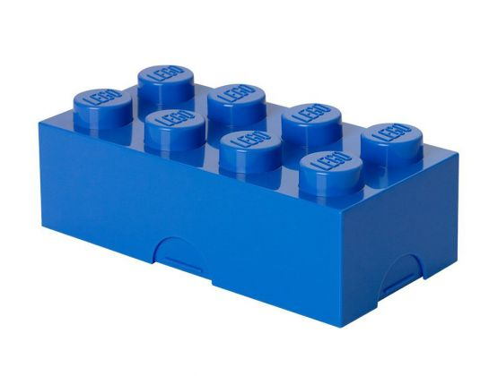 LEGO Rangement 40231731 Lunch box Bleu - Large