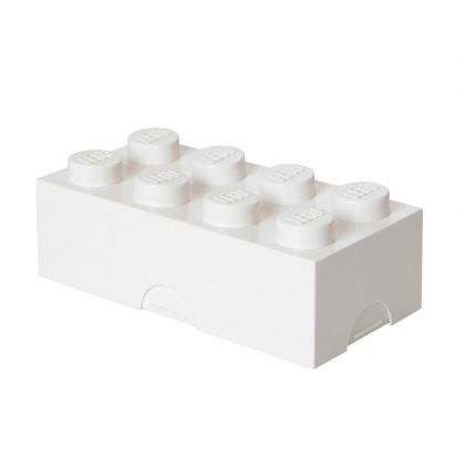 LEGO Rangement 40231735 Lunch box Blanc - Large