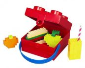 LEGO Rangement 40240001 Lunch box LEGO Rouge