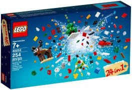LEGO Saisonnier 40253 - Christmas Build-Up pas cher