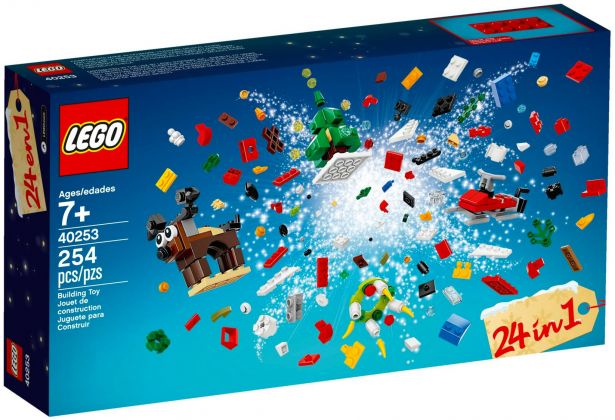 LEGO Saisonnier 40253 Christmas Build-Up