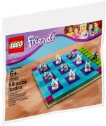 LEGO Friends 40265 Jeu du morpion LEGO Friends