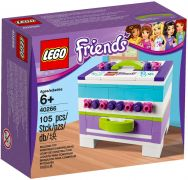 LEGO Friends 40266 Mini boîte à souvenirs LEGO Friends