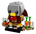 LEGO BrickHeadz 40273 La dinde de Thanksgiving