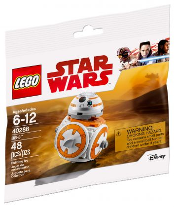 LEGO Star Wars 40288 BB-8 (Polybag)