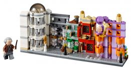 LEGO Harry Potter 40289  Le Chemin de Traverse