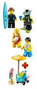 LEGO Objets divers 40344 Pack de figurines - Summer Celebration
