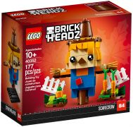 LEGO BrickHeadz 40352 L'épouvantail de Thanksgiving