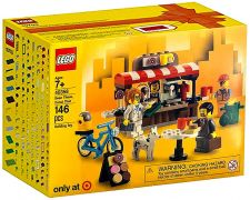 LEGO Objets divers 40358 Bean There, Donut That