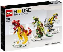 LEGO Objets divers 40366 LEGO House Dinosaurs
