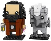 LEGO BrickHeadz 40412 Hagrid et Buck (Harry Potter)