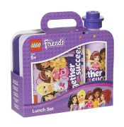 LEGO Rangement 40591732 LEGO Friends Lunch Box Lavande