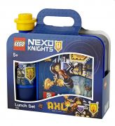 LEGO Objets divers 40591734 Boîte à repas + Gourde LEGO Nexo Knights