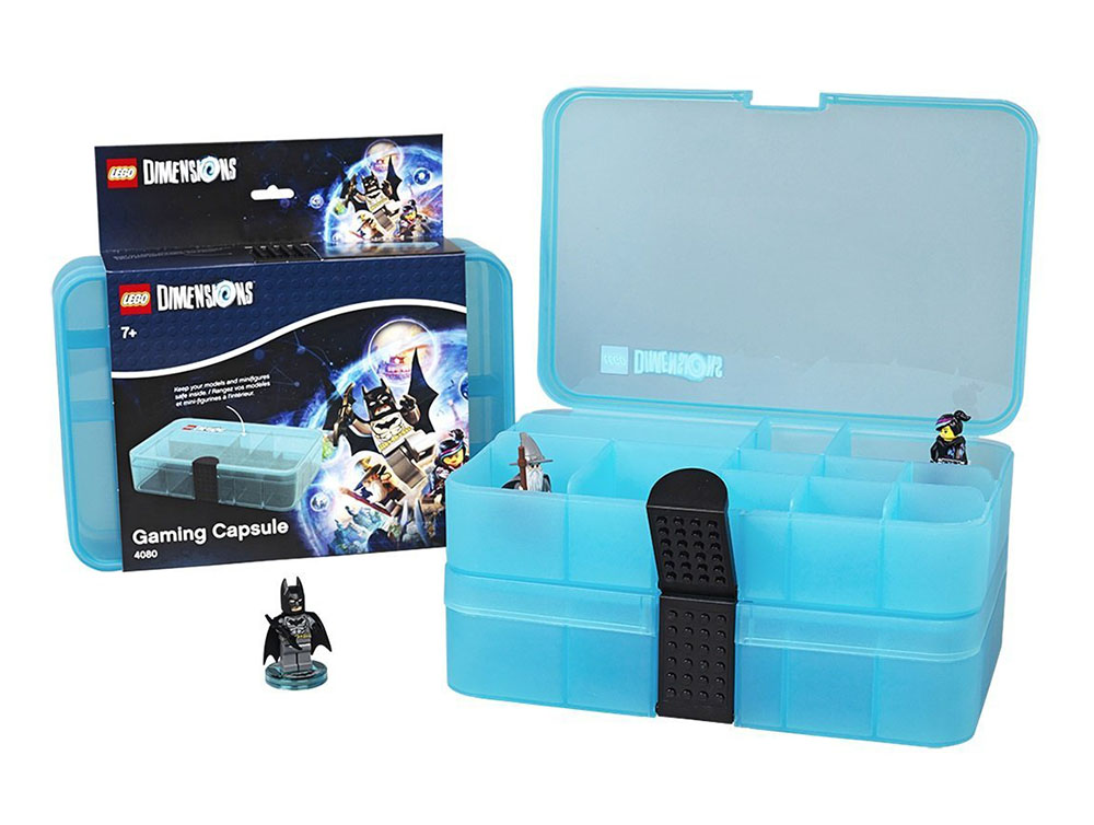 Lego rangement 40800000 pas cher lego gaming capsule - Boite rangement lego pas cher ...