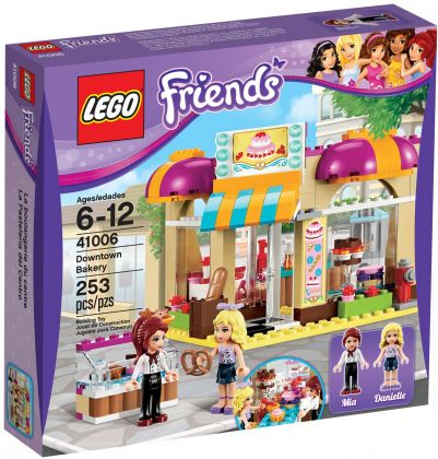 LEGO Friends 41006 La boulangerie de Heartlake City