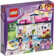 LEGO Friends 41007 - L'animalerie d'Heartlake City pas cher