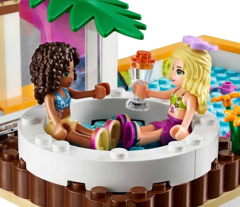 Lego friends 41008 pas cher la piscine d 39 heartlake city - Lego friends piscina ...
